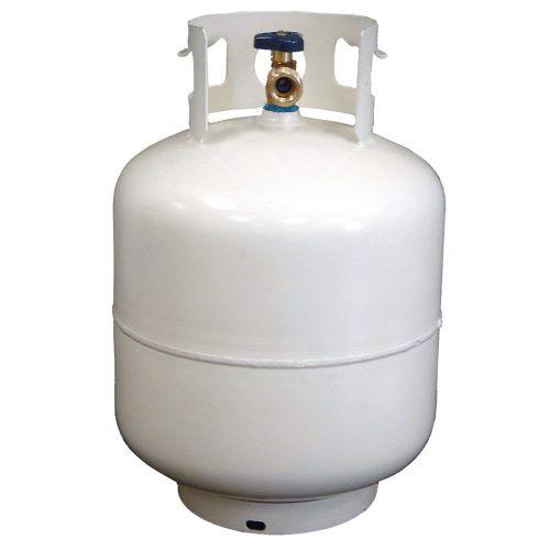 new 20lb propane tank