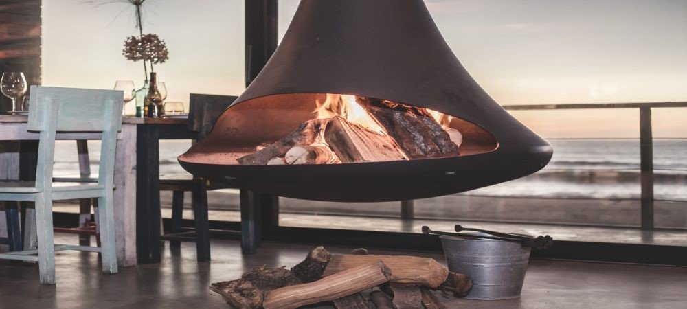 Camco Fire Pit Review Gives A Real Wood Campfire Experience