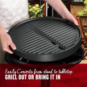 george foreman removable grill plate