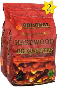 original hardwood briquettes