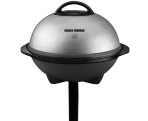 george foreman indoor outdoor electric grill GGR50B