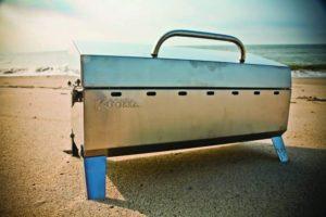 Kuuma grill on the beach