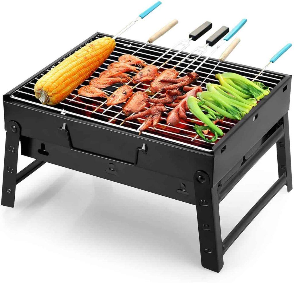 Uten bbq grill and smoker