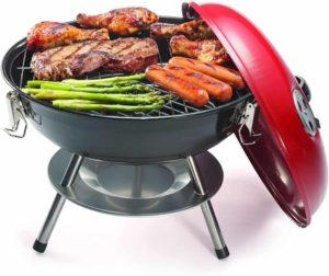 cuisinart CCG190RB table top kettle type grill