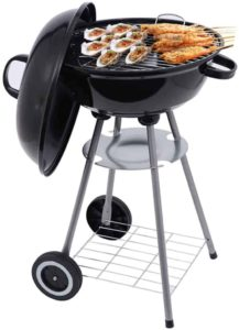lefroom-grill-with-food-on-rack