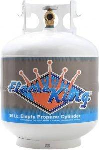 flame king 20lb propane tank