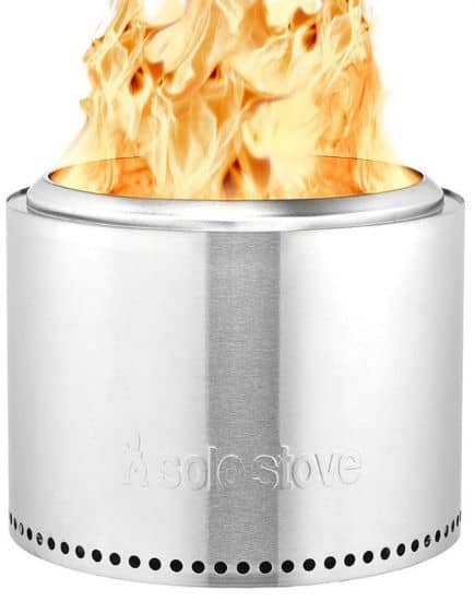 solo stove bonfire wood burning smokeless firepit