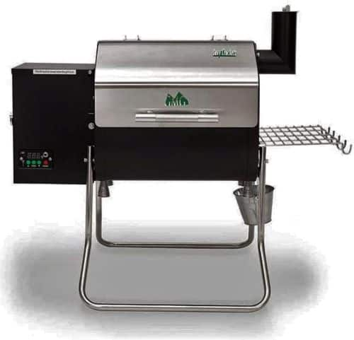 green Mountain Davy Crockett smoker combo