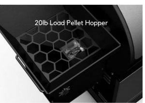 20lb Load Pellet Hopper foe z grill 700E