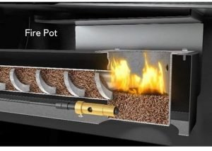Fire Pot for Z Grill 700E