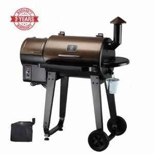 ZPG 450Apro 8in1 pellet grill smoker
