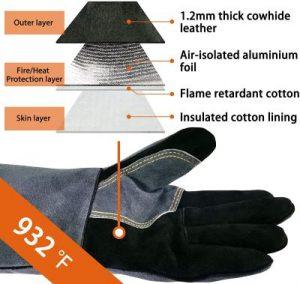 fire resitant gloves